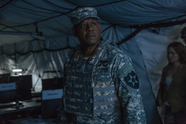 Arrival-review-Forest-Whitaker