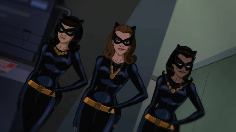 batman-return-of-the caped crusaders catwoman