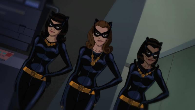 batman-return-of-the caped crusaders catwoman