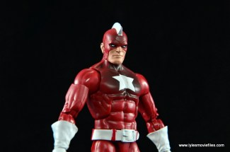 Marvel Legends Red Guardian figure review - main pic