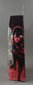 Marvel Legends Speed Demon figure review -package side