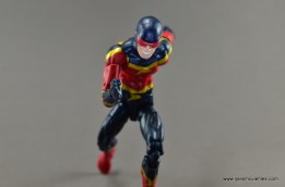 Marvel Legends Speed Demon figure review - running