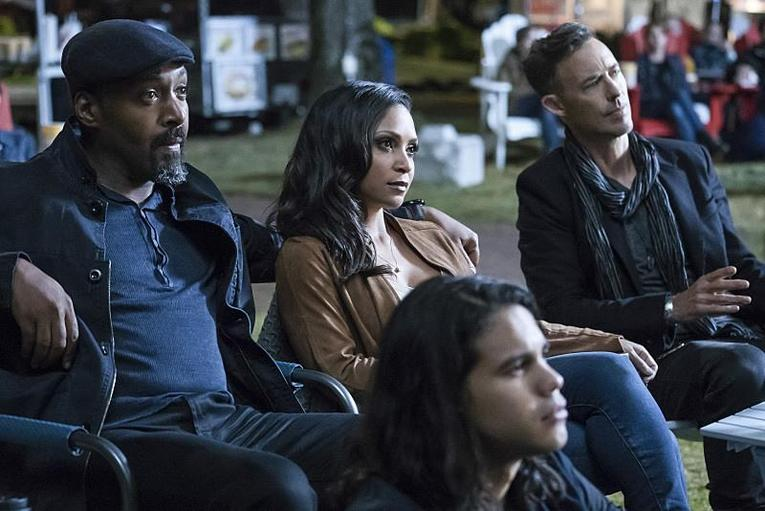 the-flash shade review-cisco-joe-cecile-and-hr-wells