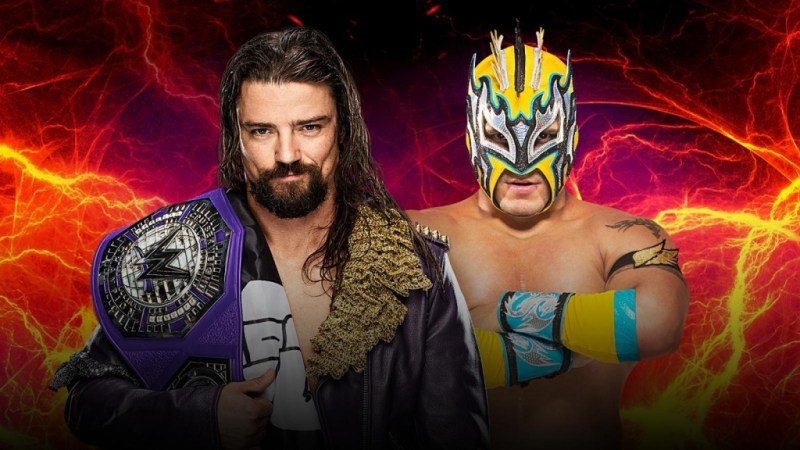 wwe-survivor-series-2016-the-brian-kendrick-vs-kalisto