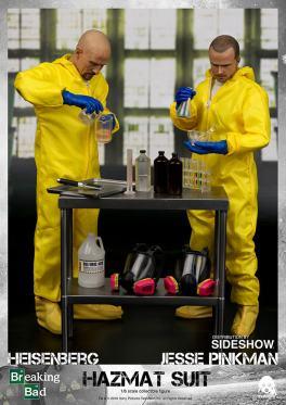 breaking-bad-heisenberg-jesse-hazmat-suit-combo-sixth-scale-threezero-mixing