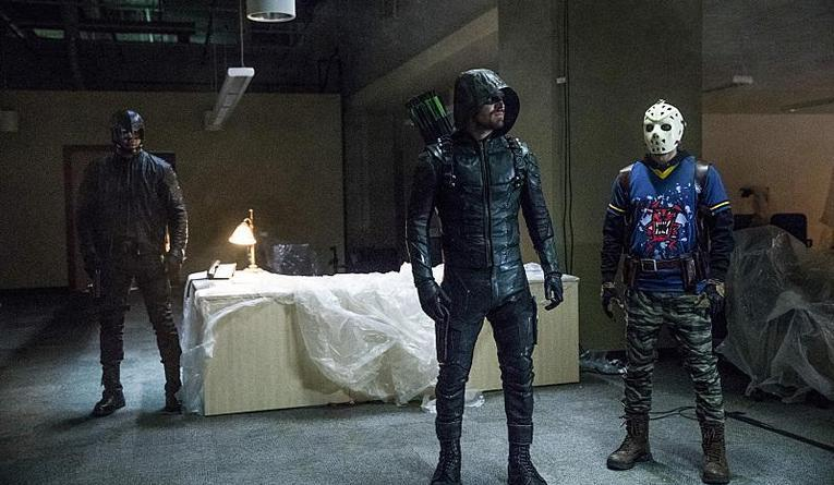 Arrow What We Leave Behind review - Spartan, Green Arrow and Wild Dog