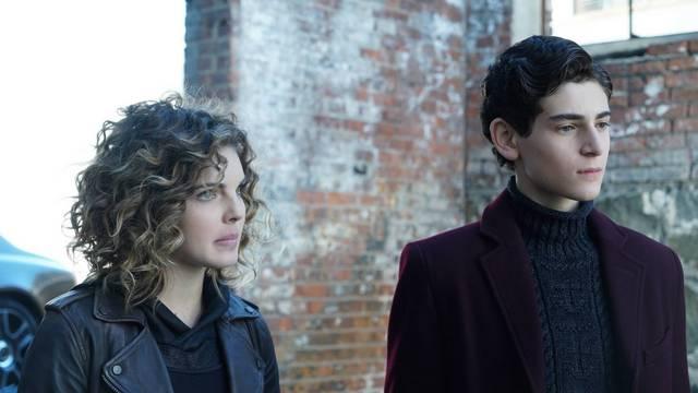 Gotham Time Bomb - Selina and Bruce
