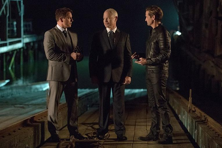 Legends of Tomorrow The Chicago Way review - The Legion of Doom
