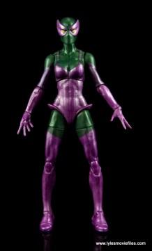 Marvel Legends Beetle figure review -front