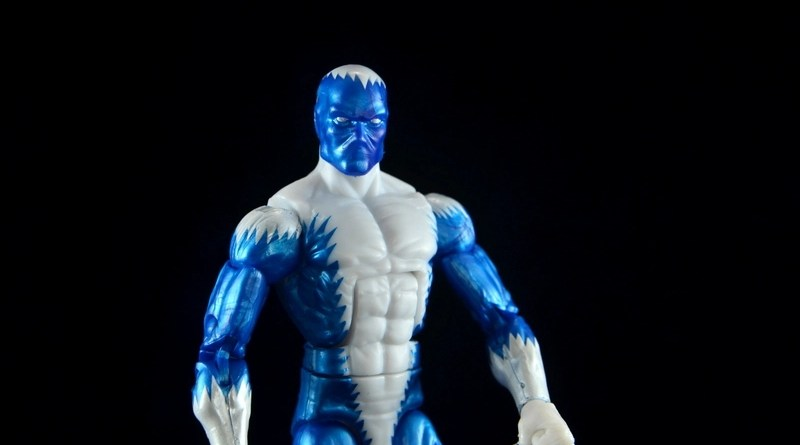 Marvel Legends Blizzard figure review -main pic