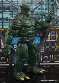 Marvel Legends The Raft figure review Abomination right side