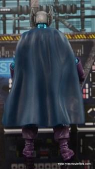 Marvel Legends The Raft figure review Dreadknight - rear