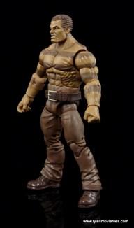 Marvel Legends The Raft figure review - Sandman left side