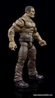 Marvel Legends The Raft figure review - Sandman right side