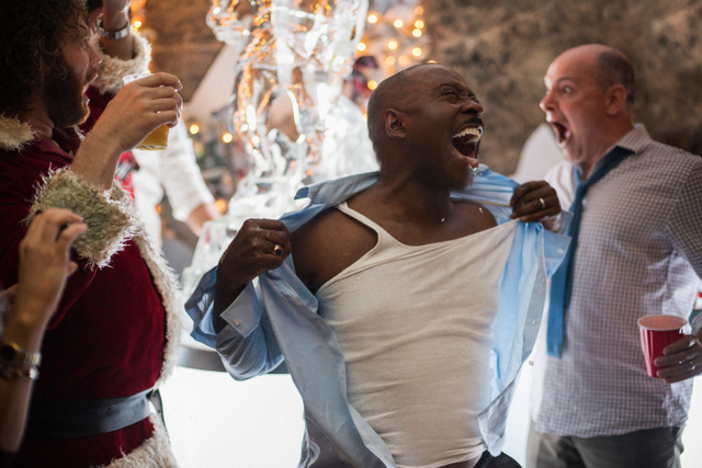 Office Christmas Party TJ-Miller Courtney B -Vance-and-Rob-Corddry