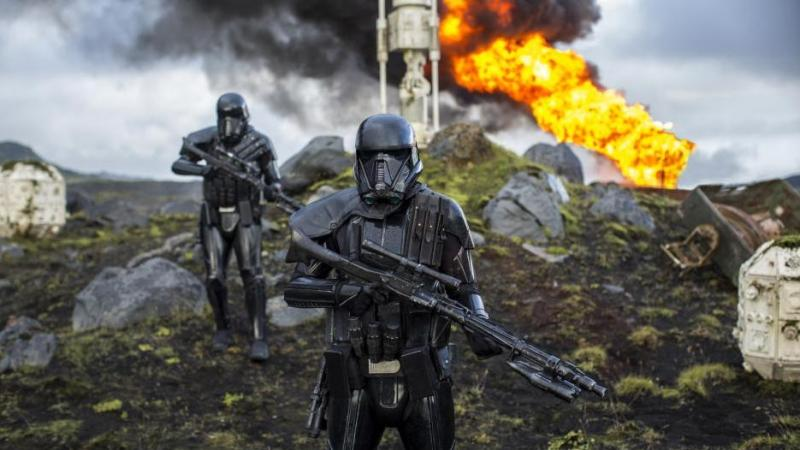 Rogue One A Star Wars Story review - Death Troopers
