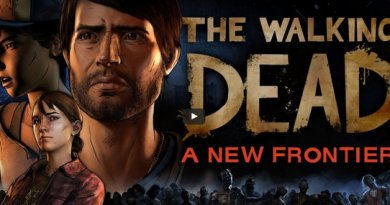 A New Frontier revealed in The Walking Dead Telltale Series Season 3 trailer