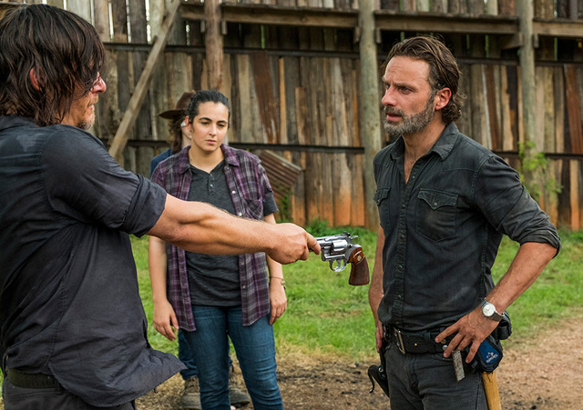 The Walking Dead Hearts Still Beating review - Daryl, Tara and Rick