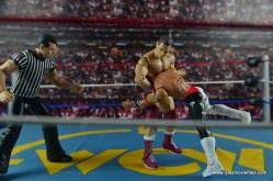 WWE Elite 45 Steve Regal figure review -head vice to Rey Mysterio Jr.
