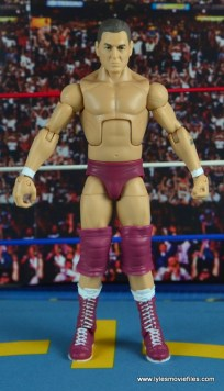 WWE Elite 45 Steve Regal figure review - straight