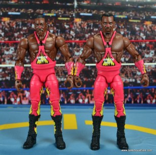 WWE Elite 46 Harlem Heat figure review - front