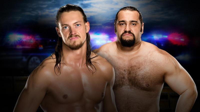 WWE Roadblock 2016 preview - Big Cass vs Rusev
