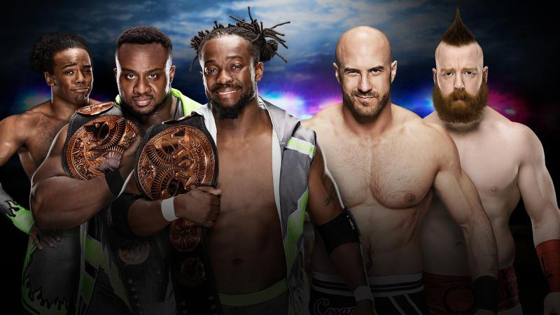 WWE Roadblock 2016 preview -New Day vs Sheamus and Cesaro