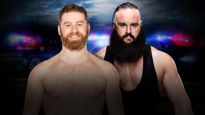 WWE Roadblock 2016 preview -Sami Zayn vs Braun