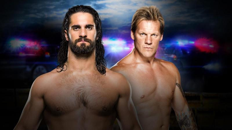 WWE Roadblock 2016 preview -Seth Rollins vs Chris Jericho