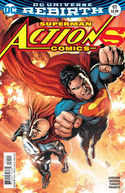 Action Comics #971 cover