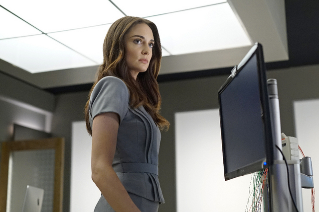 Agents of SHIELD The Laws of Inferno Dynamics - Aida