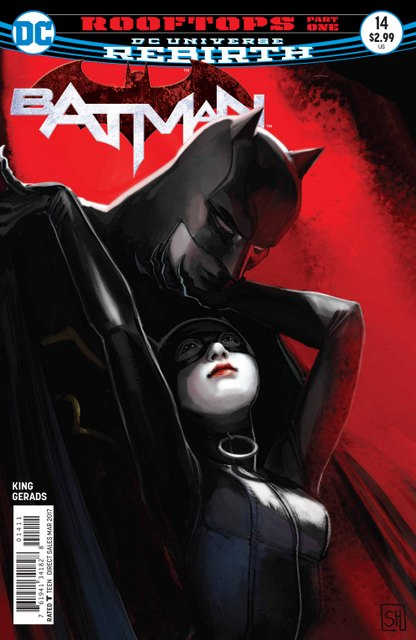 Batman #14 cover