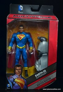 DC Multiverse Elite-23 Superman figure review - front package