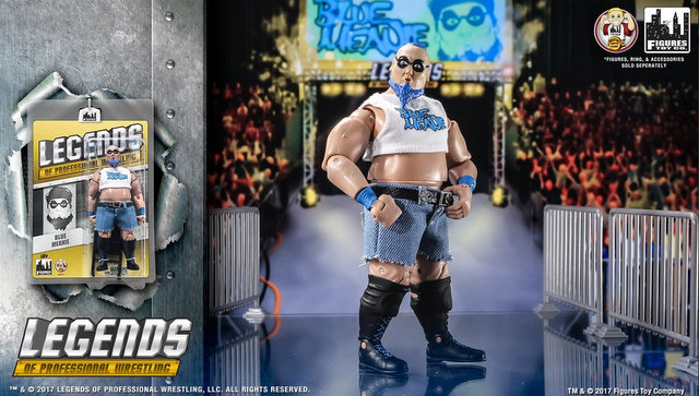 Figures Toy Company Legends - Blue Meanie