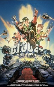GI JoeMovie1987 movie poster