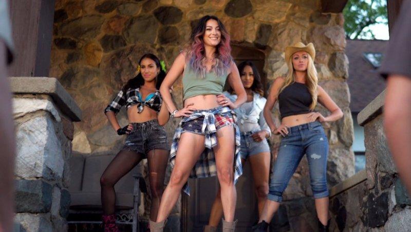 Pitchfork review - Sheila Leason, Nicole Dambro, Celina Beach, Lindsey Nicole