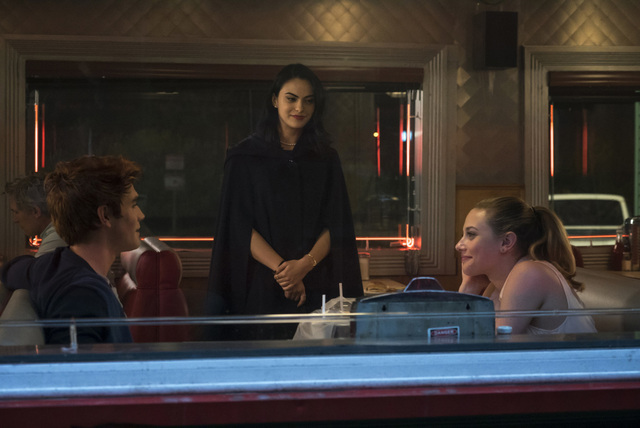Riverdale The River's Edge review - Archie, Veronica and Betty