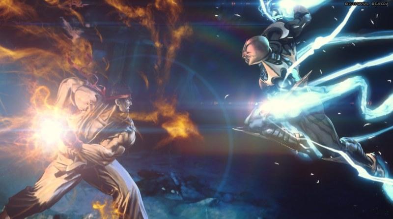 Ultimate Marvel vs Capcom 3 - Ryu vs Nova