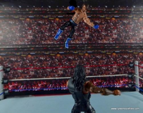 WWE Elite AJ Styles figure review - Phenomenal elbow 2