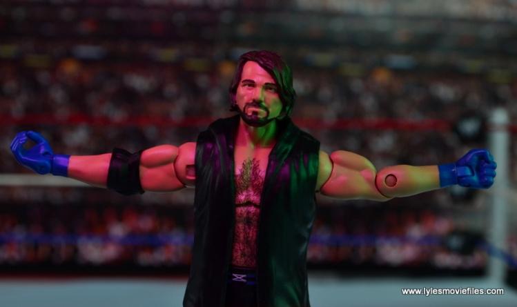WWE Elite AJ Styles figure review - main pic
