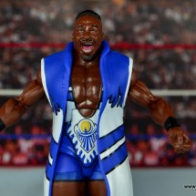 WWE Elite New Day figure review - main Big E