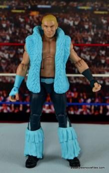 WWE Elite Tyler Breeze figure review - straight
