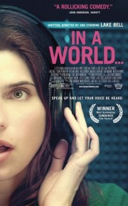 in_a_world movie poster