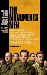 monuments_men movie poster