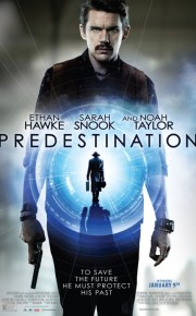 predestination movie poster
