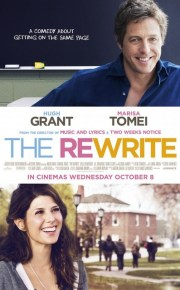 rewrite movie poster