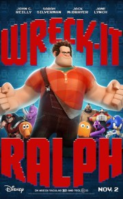 wreck it_ralph movie poster