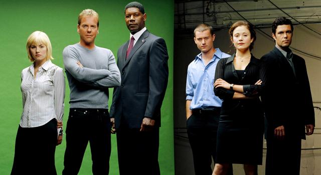 24 Season 3 review - main cast