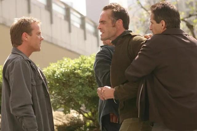 24 season 3 review - Jack and Stephen Saunders