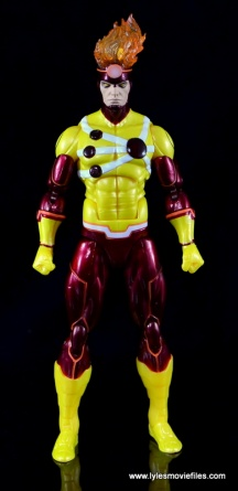 DC Icons Firestorm figure review - straight